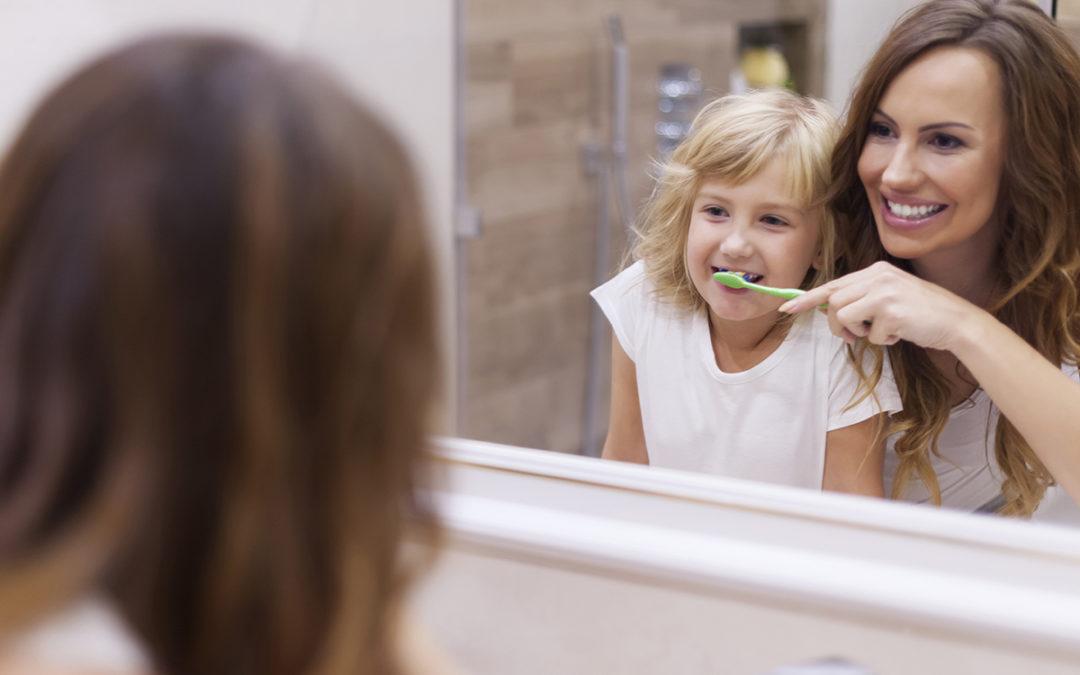 Tipus de raspalls de dents per a nens